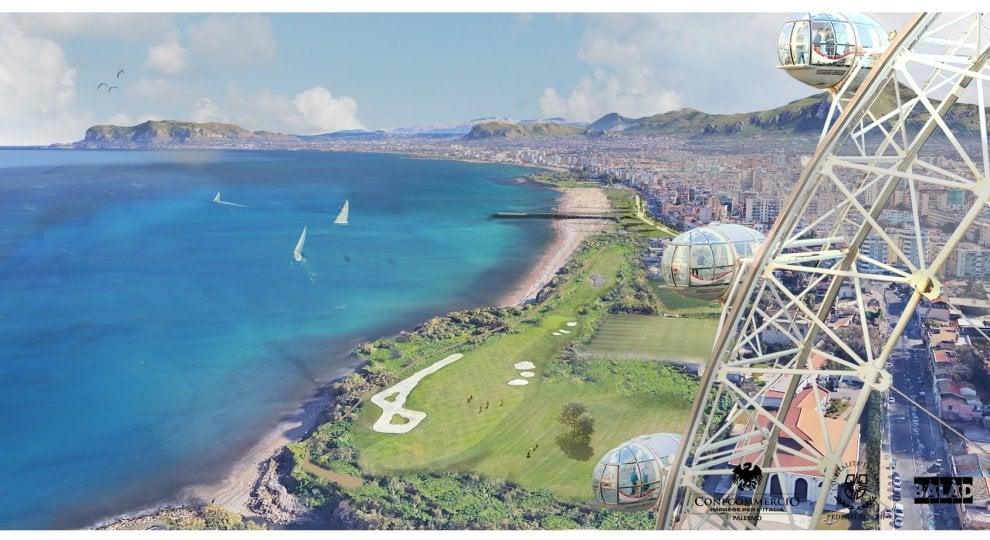 Riqualificare la costa della bandita a palermo il piano - Architetto palermo ...