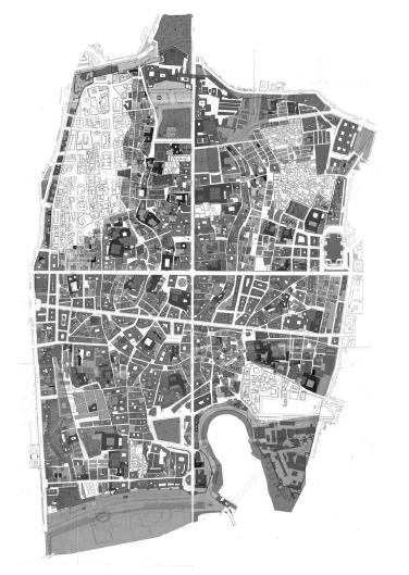 Insolera, Benevolo e Cervellati. P.P.E. del centro Storico di Palermo