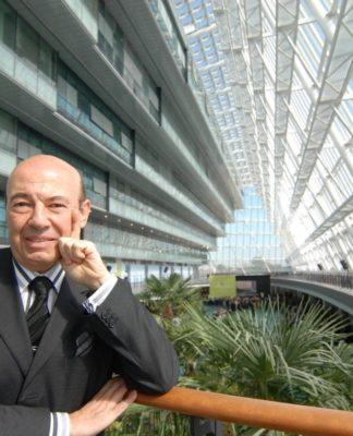 Emilio Ambasz all'Ospedale dell'Angelo di Mestre