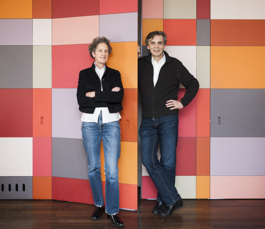 Matthias Sauerbruch e Louisa Hutton, fondatori dello studio Sauerbruch Hutton