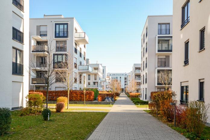 Complesso residenziale conforme agli standard circa la qualità dell'abitare