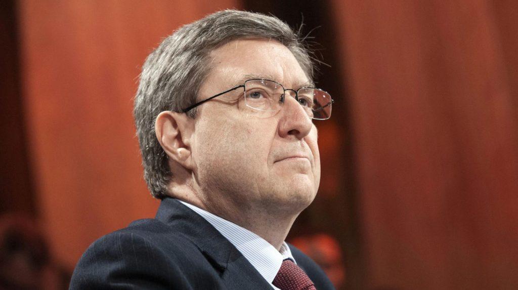 Il Ministro Enrico Giovannini, responsabile del rilancio dell'importanza della qualità dell'abitare